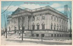 Ft. Wayne, IN Carnegie library, no longer extant