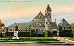 H.H. Richardson's Woburn Public Library, Woburn, MA