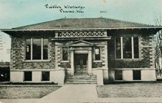 Plano, IL Carnegie library