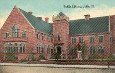 Joliet, IL Carnegie library