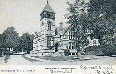 Warren, MA pubic library