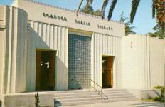Compton, CA public library
