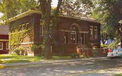 Garrett, IN Carnegie library