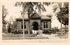 Thompson, Free Library, Dover-Foxcroft, ME
