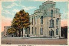 Oswego, NY public library