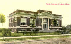 Eveleth, MN Carnegie library building