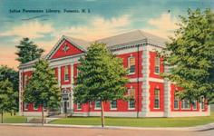 Julius Forstmann Library, Passaic, NJ
