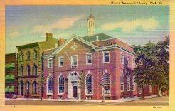 Martin Memorial Library, York, PA