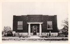 Cook's Memorial Library, Oconto Falls, WI