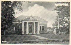 Cotuit, MA public library