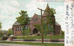 Prendergast Free Library, Jamestown, NY