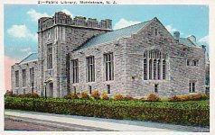 Montclair, NJ replacement public library