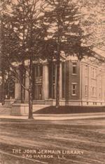 John Jermain Library, Sag Harbor, Long Island, NY