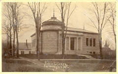 Cutler Memorial Library, Farmington, ME