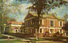 Georgetown County main library, housed in remodeled jail
