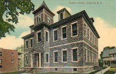 Pember Library, Granville, NY