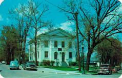 Soldiers & Sailors Memorial Library, Geneva, NY