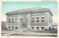 Hiawatha, KS Morrill Free Library