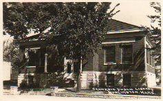 Burlington, KS Carnegie library