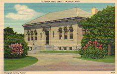 Falmouth, MA public library