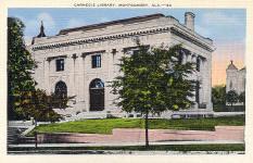 Montgomery, Alabama's Carnegie library.