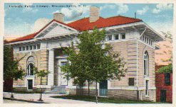Winston-Salem, NC Carnegie library
