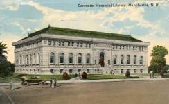 Carpenter Memorial Library, Manchester, NH