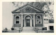 Josiah Capenter Library, Pittsfield, NH