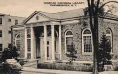 Hegeman Memorial Library, Mamaroneck, NY