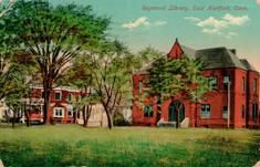 Raymond Library, E. Hartford, CT