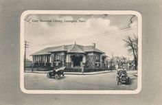 Cary Memorial Library, Lexington, MA