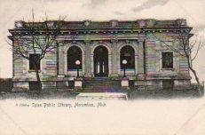 Spies Public Library of Menominee, MI