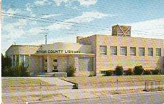 Ector Co. Library, Odessa, TX