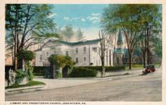 Jenkintown, PA public library