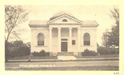 Hollis Social Library, Hollis, NH