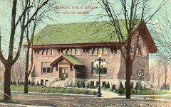 Eckhart Library, Auburn, IN
