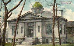 Mendota, IL Carnegie library