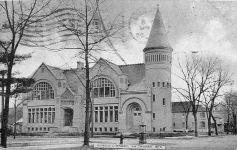 Washburn Public Library, La Crosse, WI