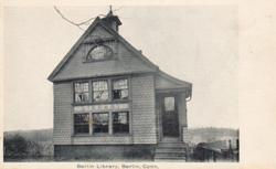 Berlin, CT library, dating between 1901 and 1906.