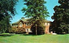 Bronxvill public library, Westchester Co., NY