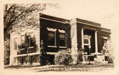 Cherryvale, KS Carnegie library
