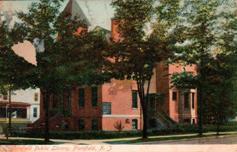 Job Male Library, Plainfield, NJ