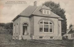 Pierce Library, Grahamsville, NY