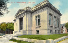 Lima, OH Carnegie library