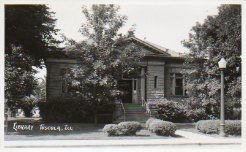 Tuscola, IL Carnegie library