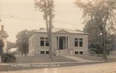 Meekins Library, Williamsburg, MA
