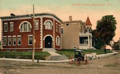 King's Daughters Public Library, Haverstraw, NY