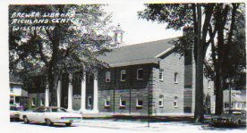 A. Keith Brewer Public Library, Richland Center, WI