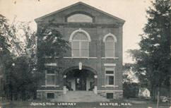 Baxter Springs, KS public library