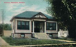 Plainfield, IN public library